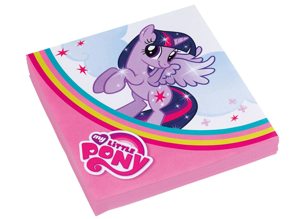Serviettes My Little Pony