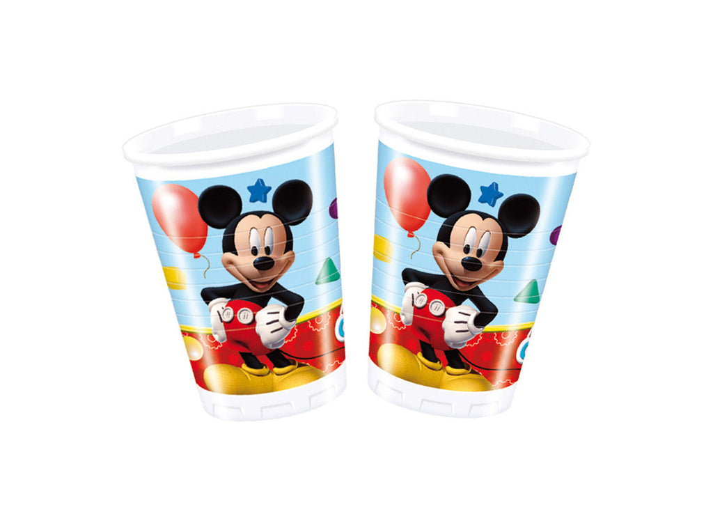 gobelets d'anniversaire Mickey