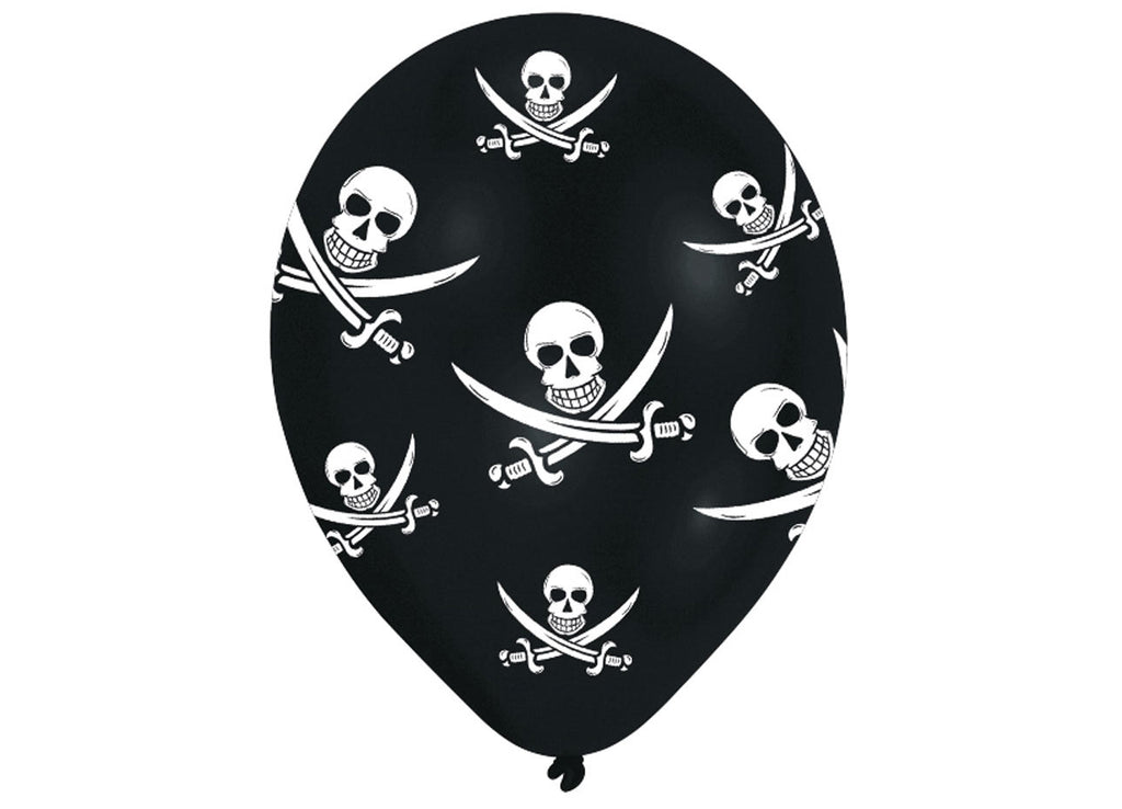 ballons pirates