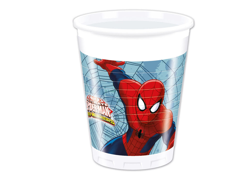 Gobelets Spiderman