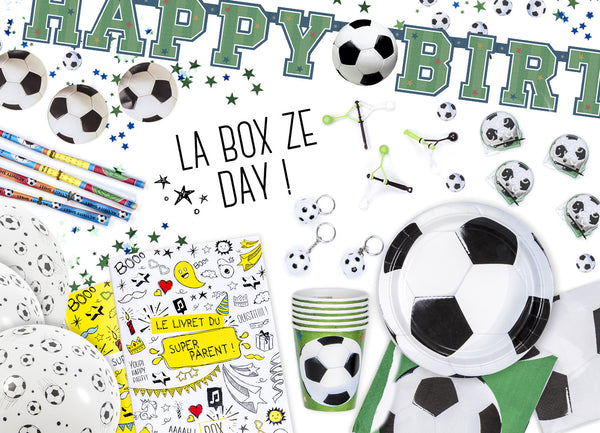 La Box Ze Day Foot