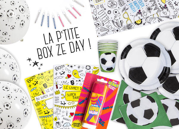 La P'tite Box Ze Day Foot