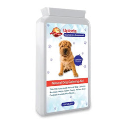 calming tablets for dogs to control anxiety