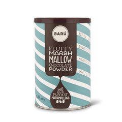 Baru Fluffy Marshmallow Chocolate Powder 250g - miniflamingo