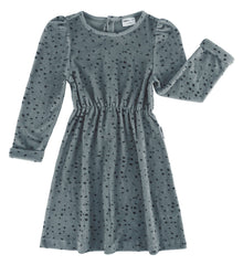 Maed for Mini Kleid blau - miniflamingo Shop