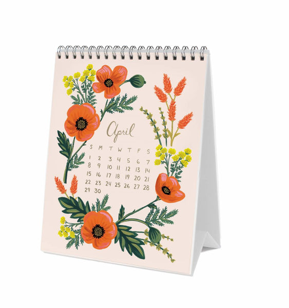 Rifle Paper Co. Herb Garden Wandkalender 2018 - miniflamingo Shop