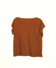 Le Petit Germain T-Shirt Emilin sienna