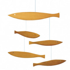 Flensted Mobile Floating Fish