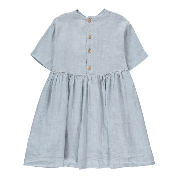 yellowpelota Kleid blau - miniflamingo Shop