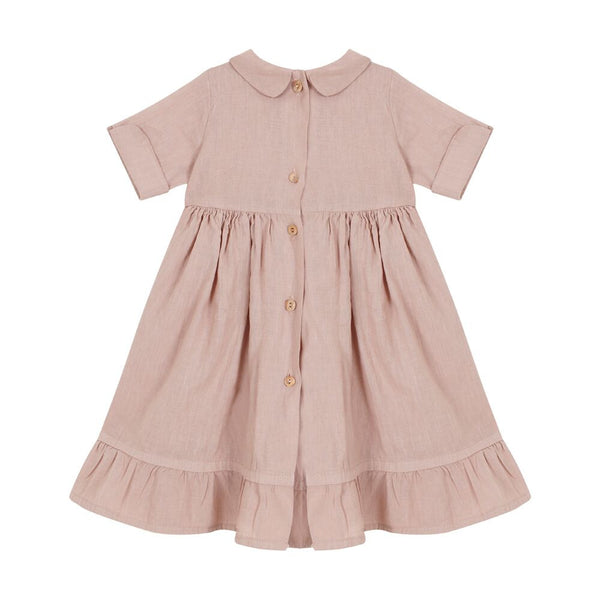 yellowpelota Kleid pink - miniflamingo Shop