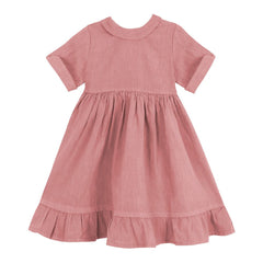 yellowpelota Kleid rot - miniflamingo Shop