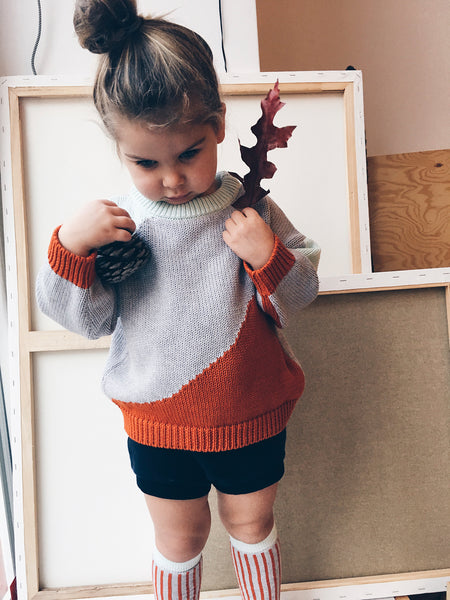 Monkind Strickpullover - miniflamingo Shop