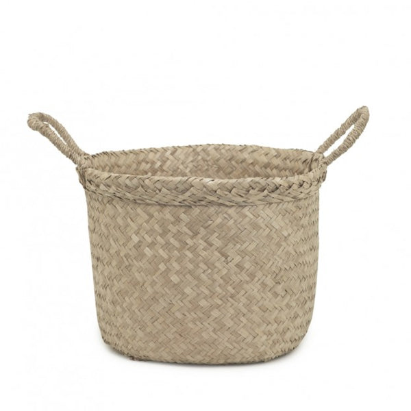 Olliella Billy Basket Medium - miniflamingo