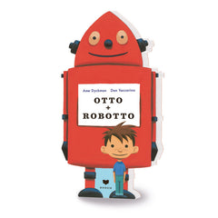 Otto Robotto - miniflamingo Shop