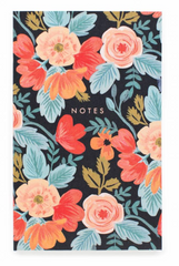 Rifle Paper Co. Russian Rose Pocket Notepad - miniflamingo
