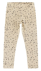 Maed for mini Pants Sahara Leopard - miniflamingo