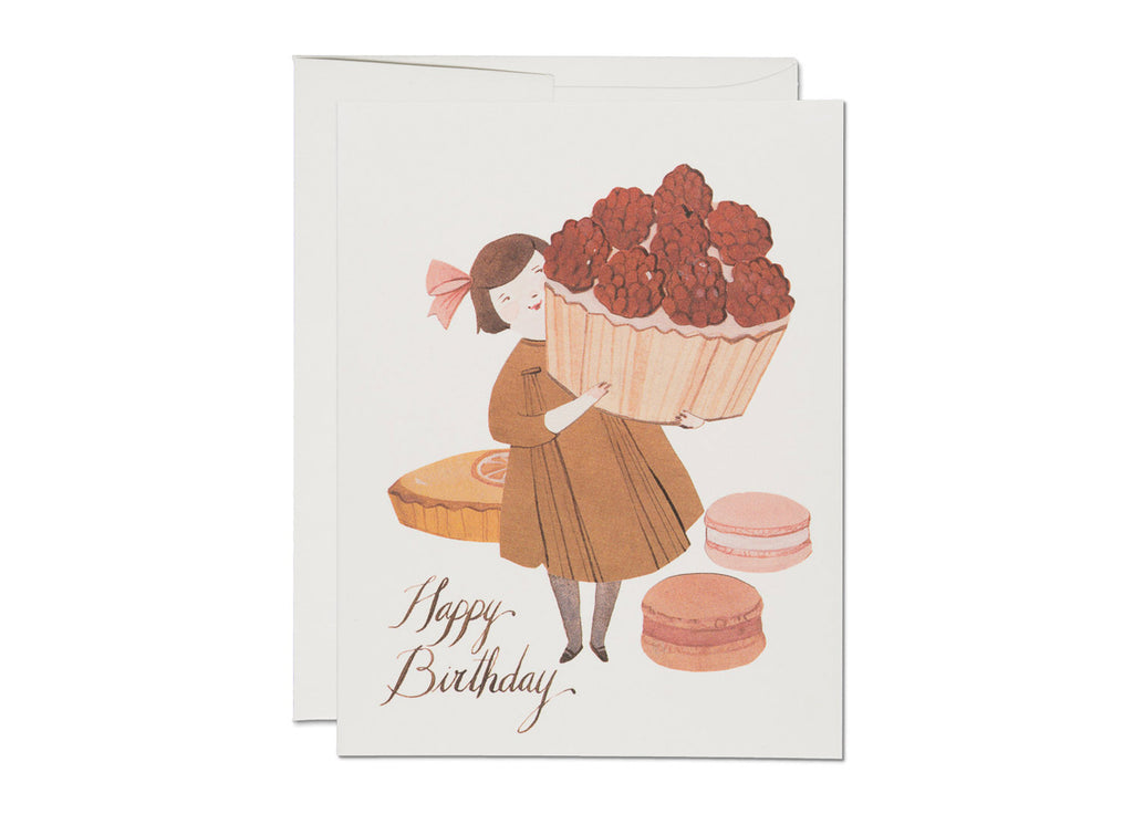 Red Cap Cards Tarts