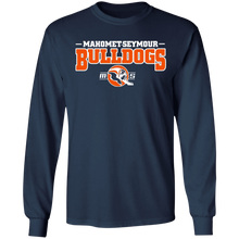 MS Bulldogs - G240 LS Ultra Cotton T-Shirt