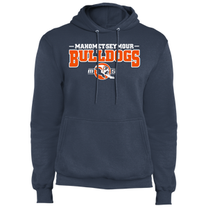 MS Bulldogs - PC78H Core Fleece Pullover Hoodie