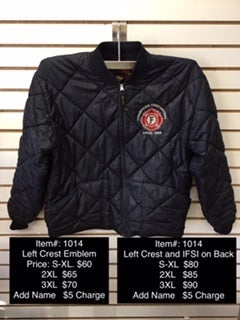 IFSI Badge Jacket