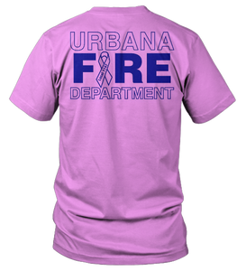 Urbana Fire Department- Breast Cancer