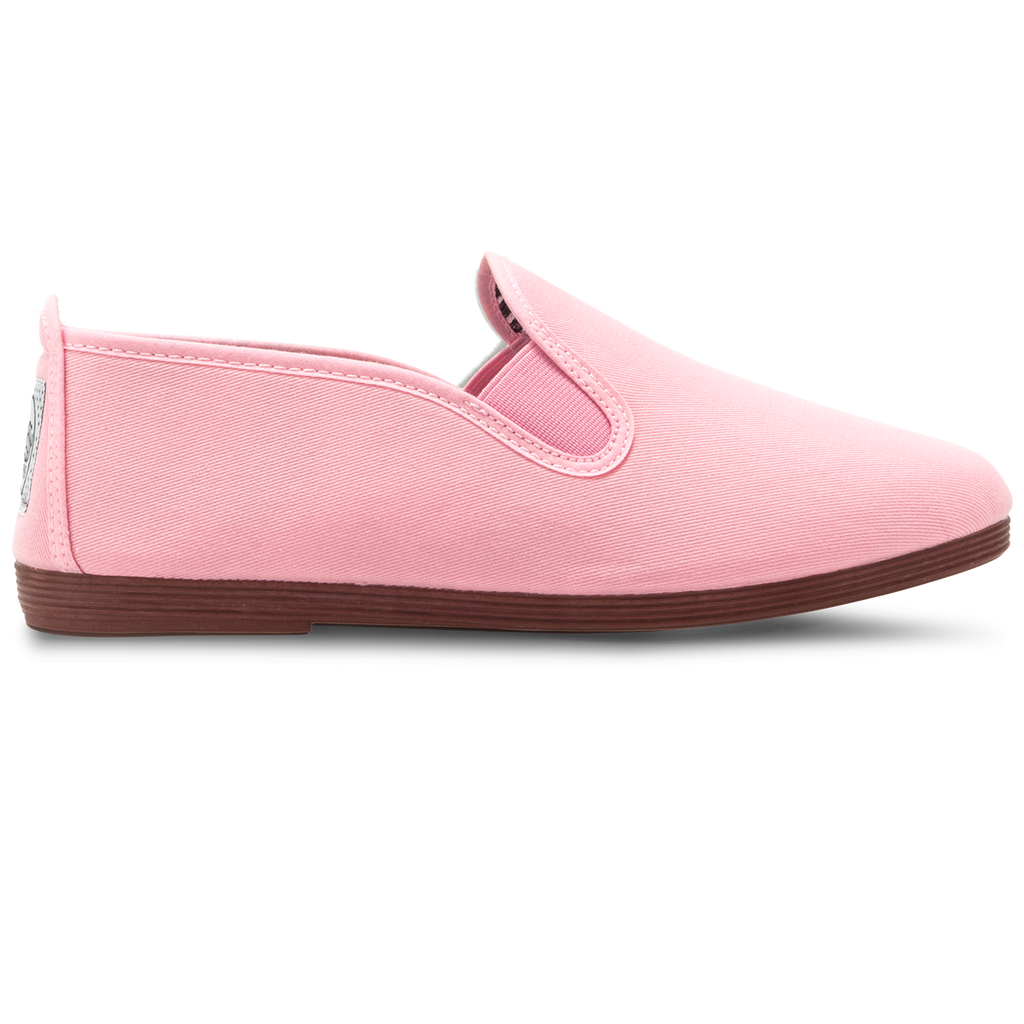 Flossy Arnedo Pink - Chaussures Slips on
