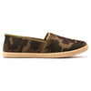 Mens Camo Rio Slip on Plimsoll