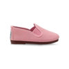 Kids Baby Pink Pamplona Slip on Plimsoll