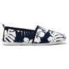 Mens Navy Vicente Slip on Plimsoll