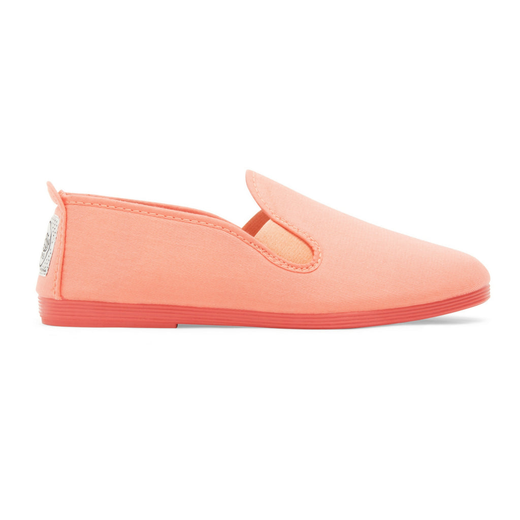 Womens Coral Guadix Slip on Plimsoll