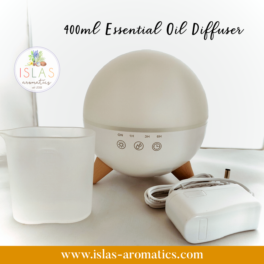 400ml Essential Oil Diffuser