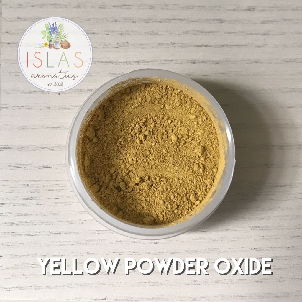 Yellow Powder Oxide