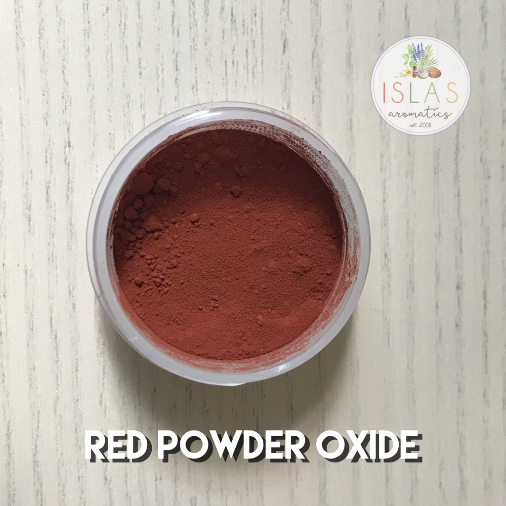 Matte Americana Red Powder Oxide