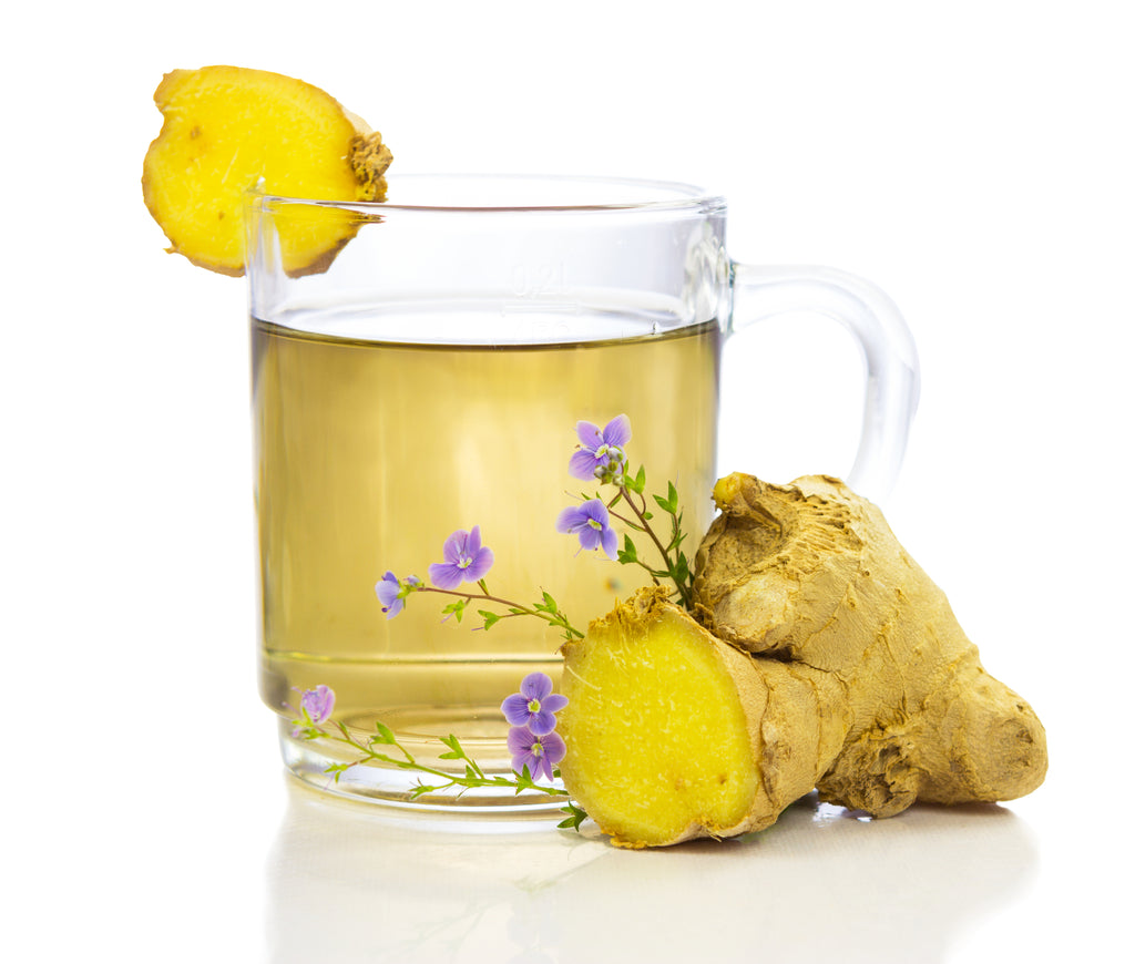 White Tea & Ginger (Phthalate Free) FO