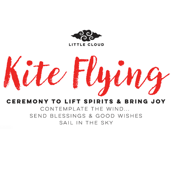 Kite Flying Ceremony: how to fly a kite