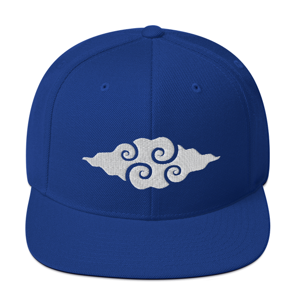 Head In Clouds - Snapback Hat