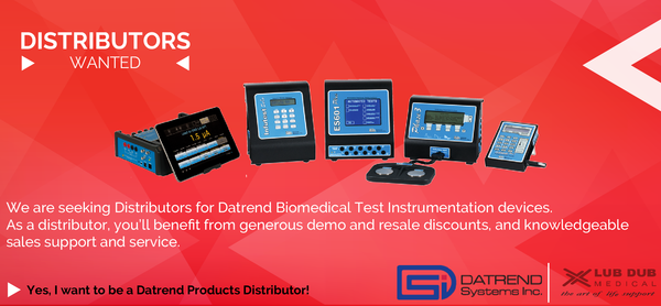 Qualified Distributors Wanted for Biomedical Test Instruments