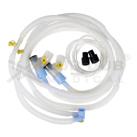 Disposable Ventilator Circuit  Neonatal Double Heated