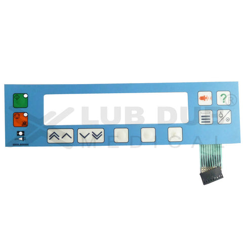 Keypad compatible with Alaris IVAC P6000