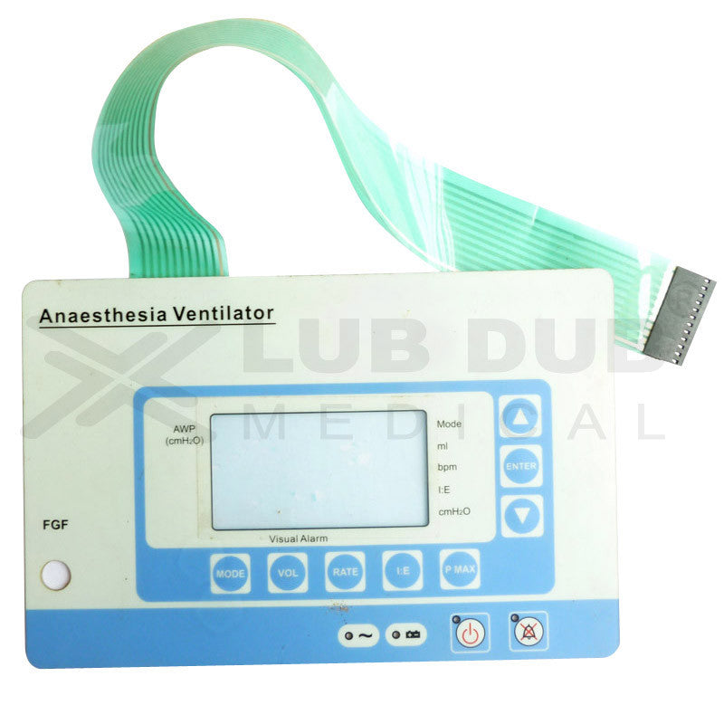 Keypad Compatible with Anaesthesia ventilator