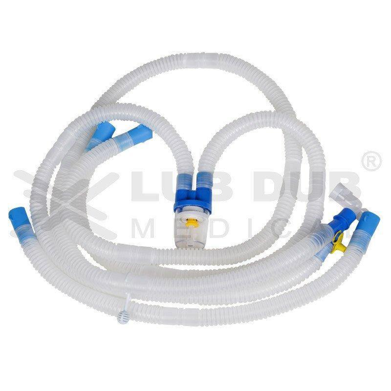Disposable Ventilator Circuit Adult S.W.T