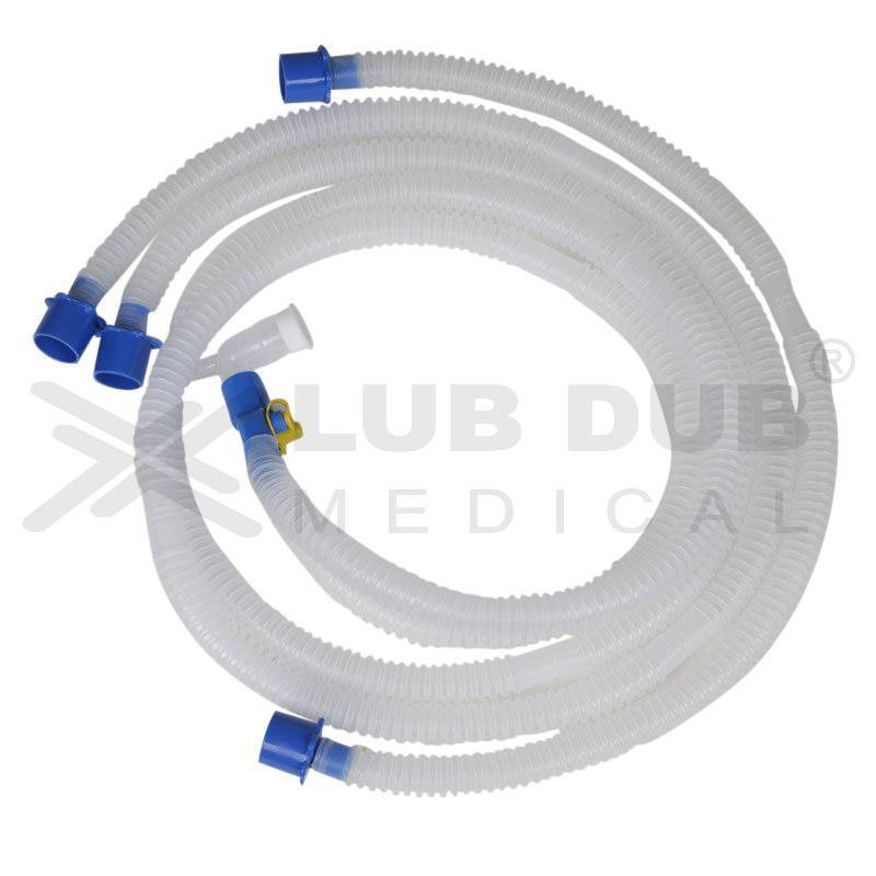 Disposable Ventilator Circuit Pediatric 3 Limb