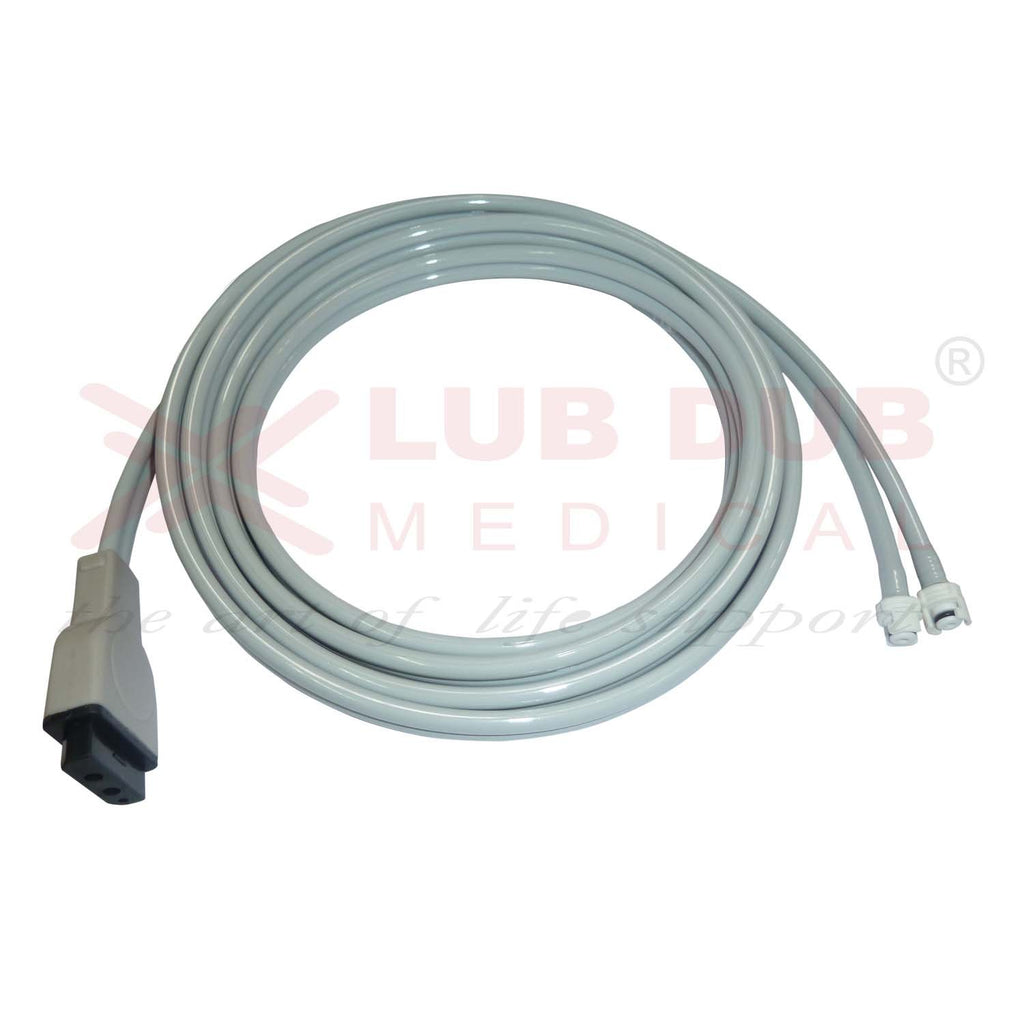 NIBP Hose Adult/Pediatric Double Tube Compatible with GE