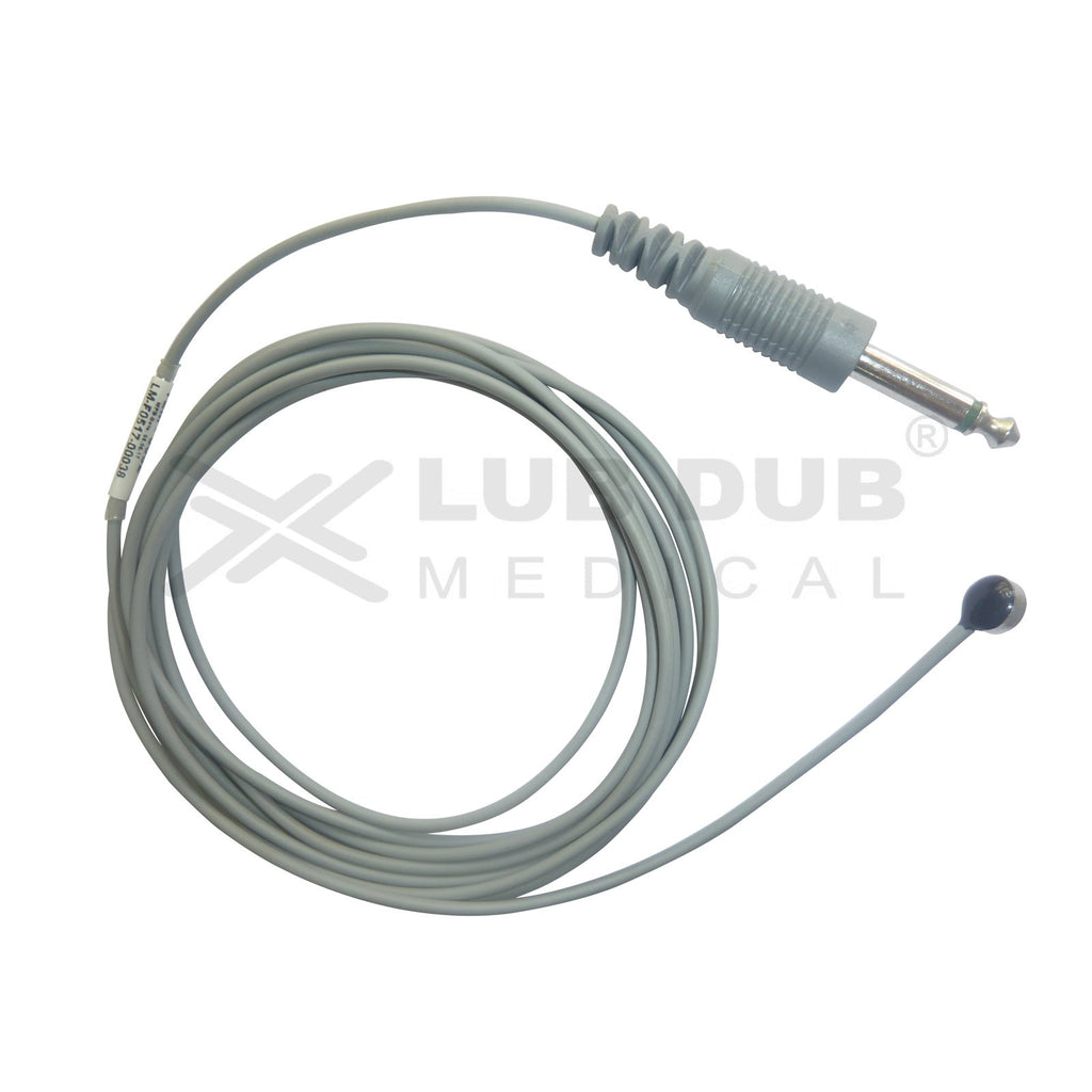 emperature Probe Compatible with Skin L&T/HP/Mindray/Spacelabs/Schiller Monojack YSI 400