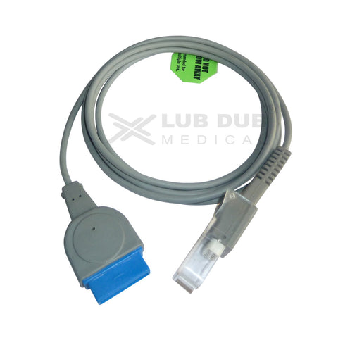 Spo2 Extension Cable Compatible with GE 11 Pin Os