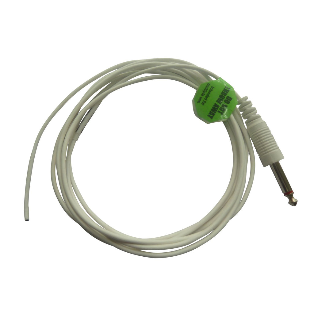 Temperature Probe Compatible with Rectal L&T/HP/Spacelabs/Mindray/BPL Monojack YSI400 Series