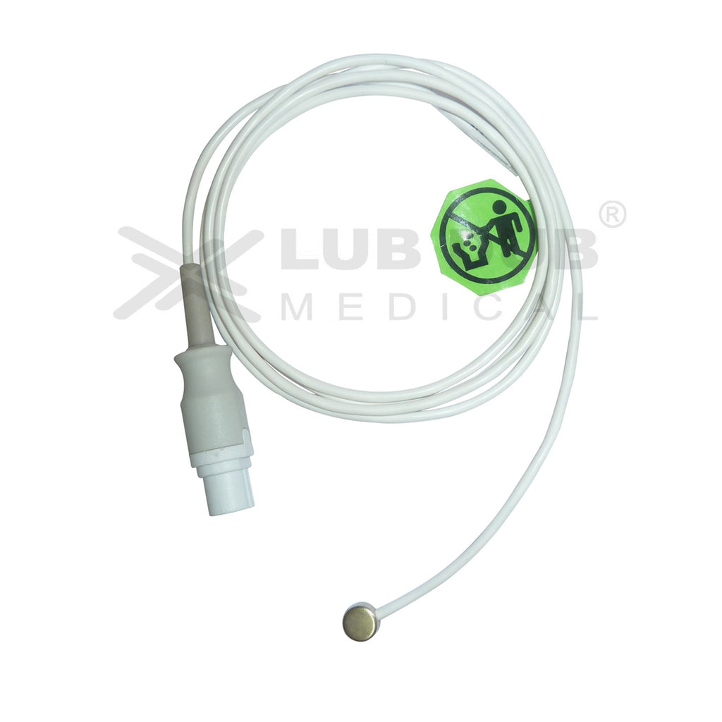 Temperature Probe Compatible with Skin Drager 7 Pin