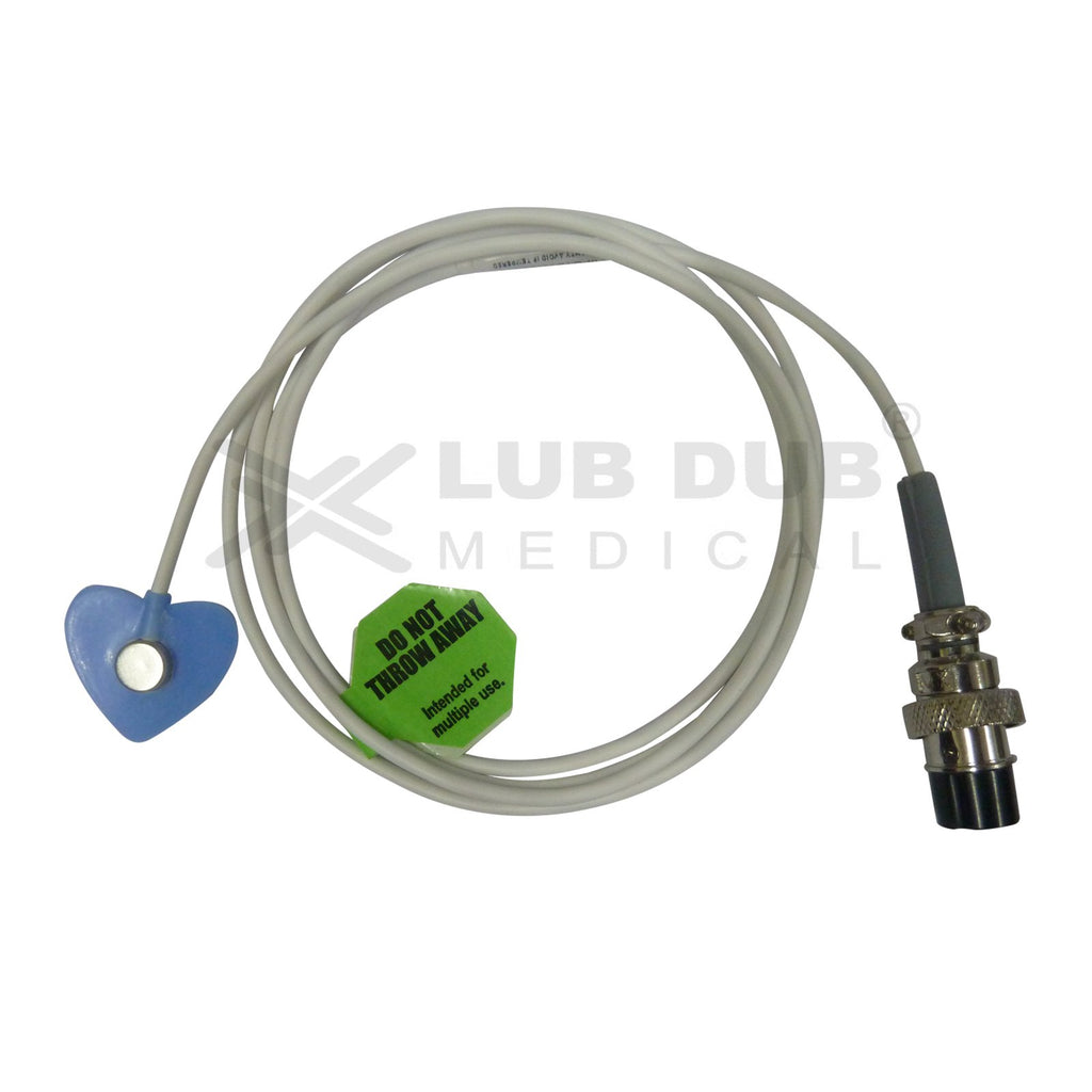 Temperature Probe Compatible with Zeal Warmer Skin 5 Pin