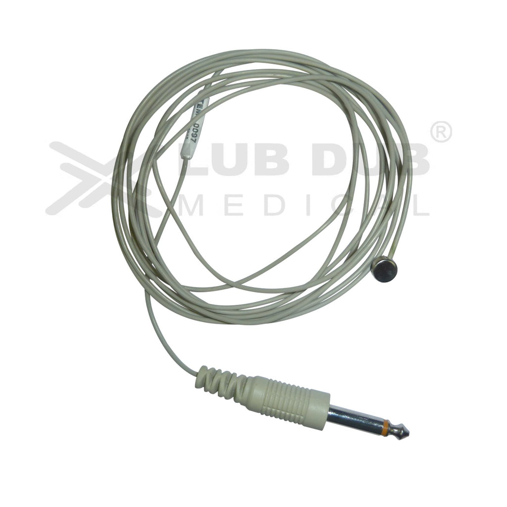 Temperature Probe Compatible with Zeal Warmer Skin (Neonatal) -Monojack