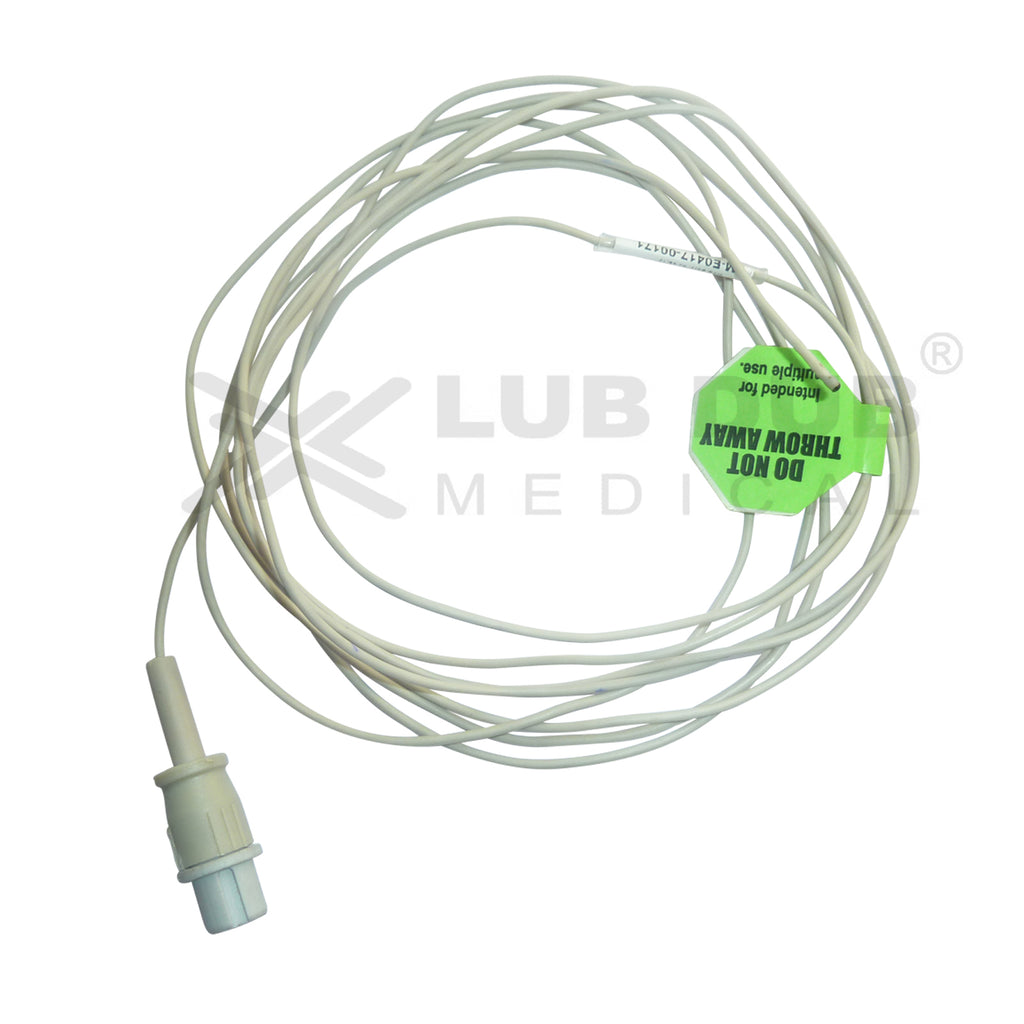 Temperature Probe Compatible with Rectal Infant Mindray 2 Pin
